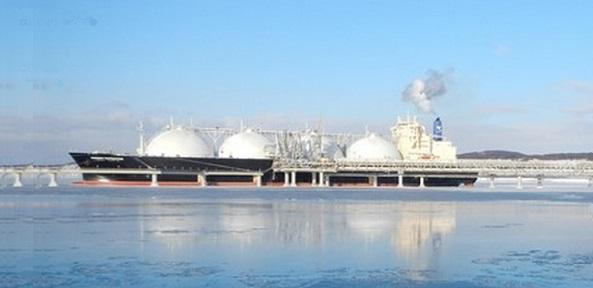 Сахалин-2 назван самым эффективным проектом по производству сжиженного газа